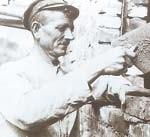 Hausbau im Jahre 1934